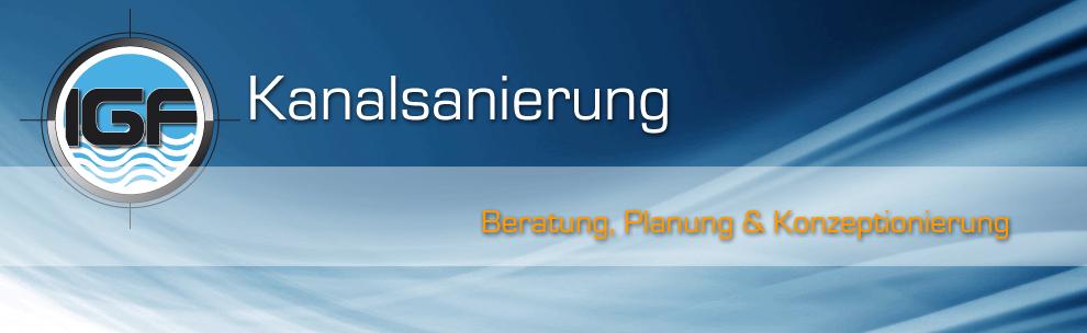 Kanalsanierung - für alle Unternehmen, Gemeinden & Städte